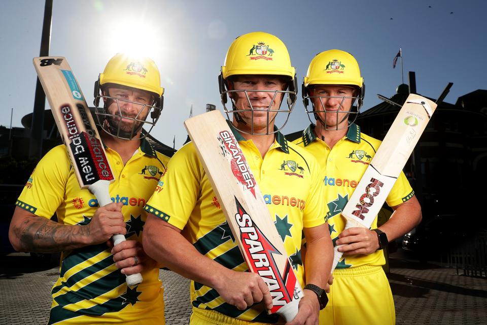Australia v New Zealand Men's Retro ODI Series Launch