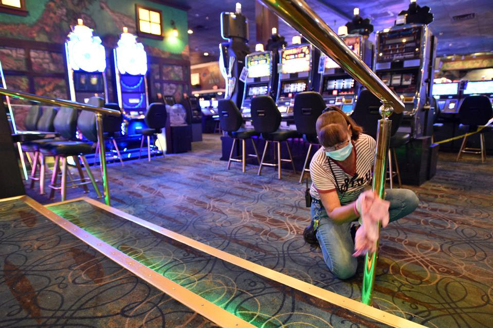 Nevada Gives Casinos Go-Ahead For June 4 Reopening