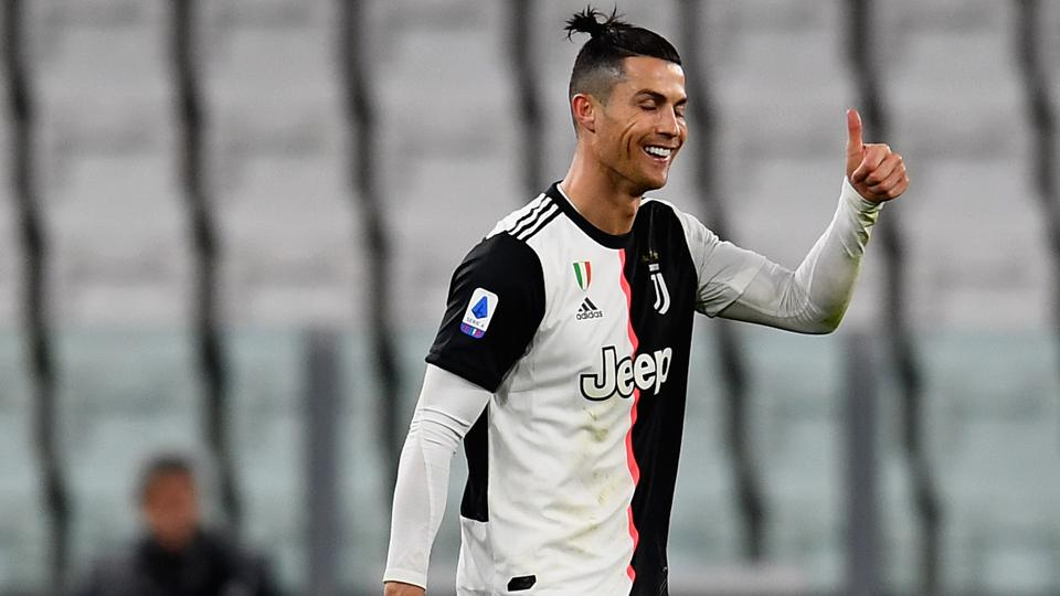 Cristiano Ronaldo Returns To Juventus But Serie A Restart Remains Uncertain