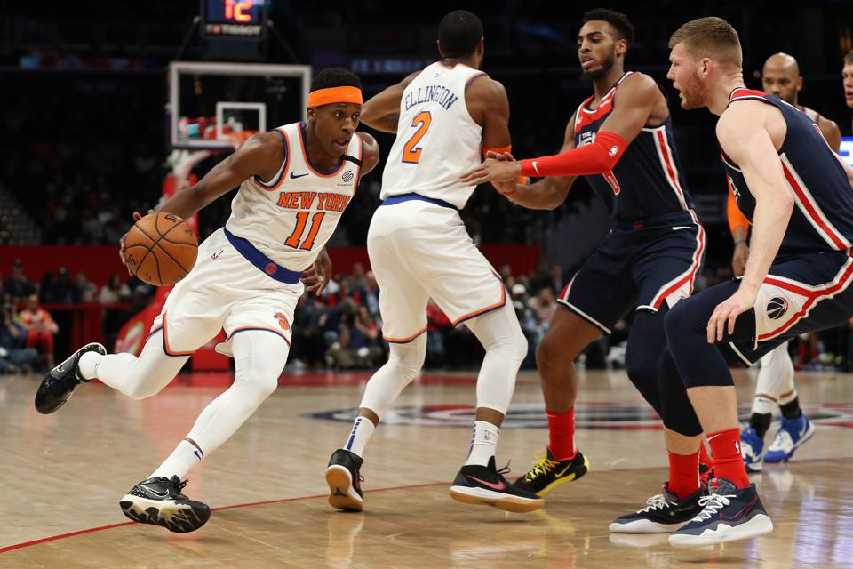 Kendrick Perkins Says The Knicks, Other Teams Should Be Furious At Themselves For Missing Playoffs