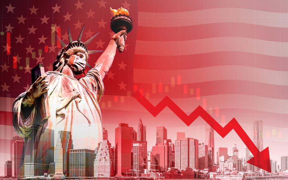 Economic recession during the coronavirus outbreak in United States