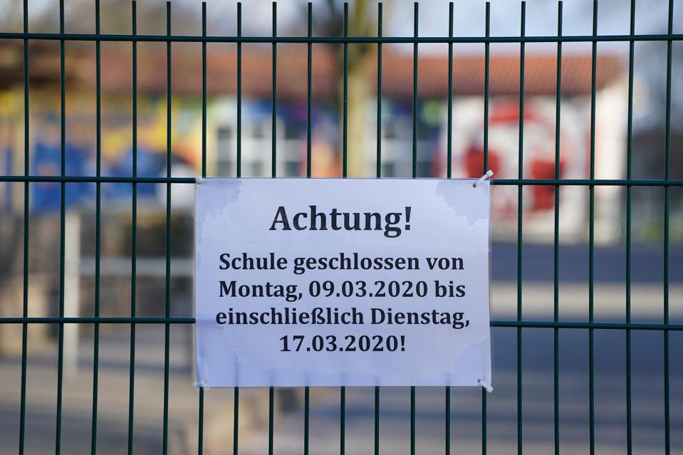 Over 2,000 People Quarantined In Neustadt Near Berlin Over Possible Coronavirus Exposure