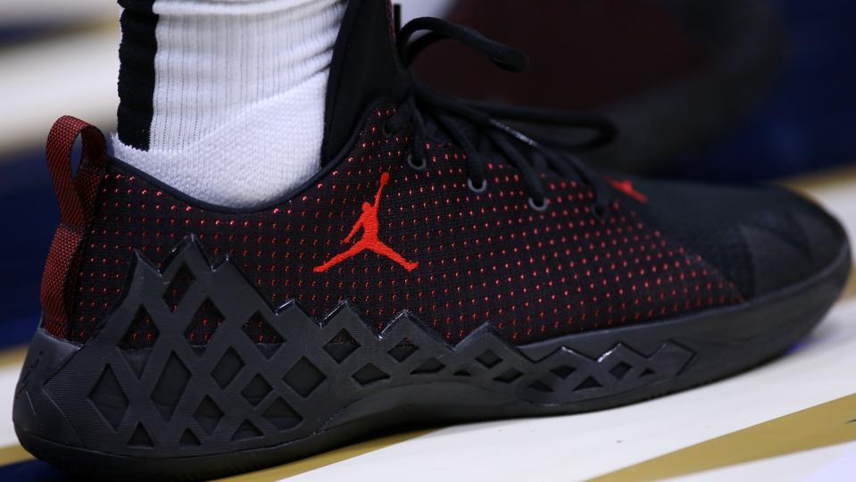 Nike Air Jordan Shoe