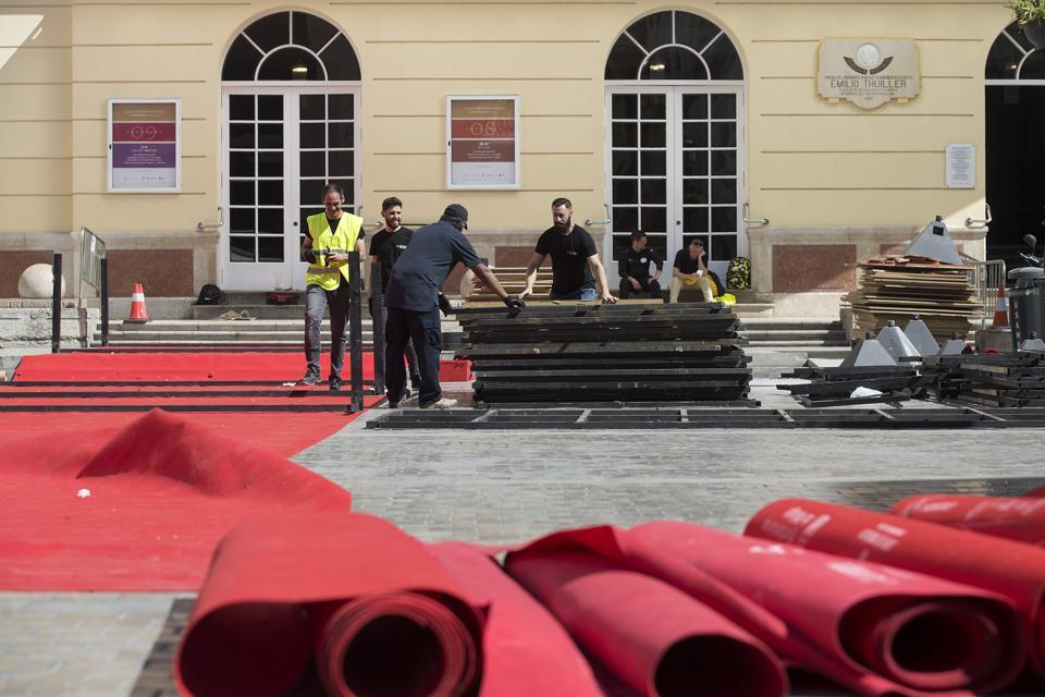 Malaga Film Festival canceled