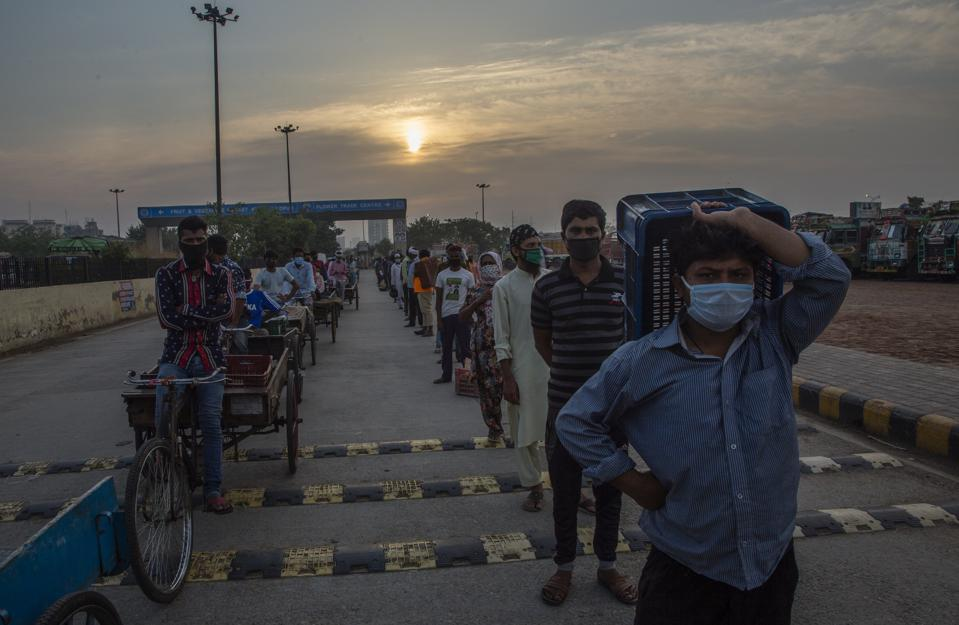 India Continues Nationwide Lockdown To Contain The Coronavirus Outbreak