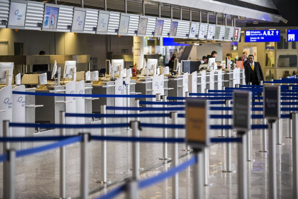 Trump restricts European travelers entry to the U.S.