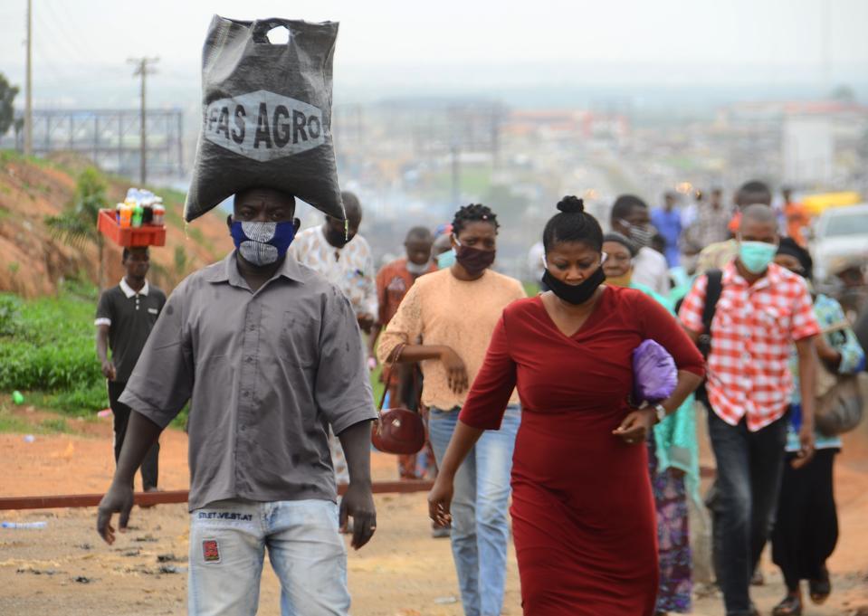 Coronavirus Emergency In Nigeria