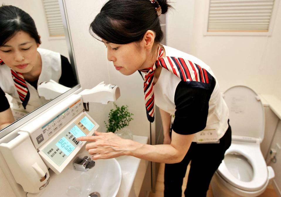 JAPAN-HEALTH-TOILET