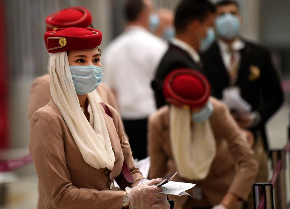UAE-HEALTH-VIRUS-AIRPORT