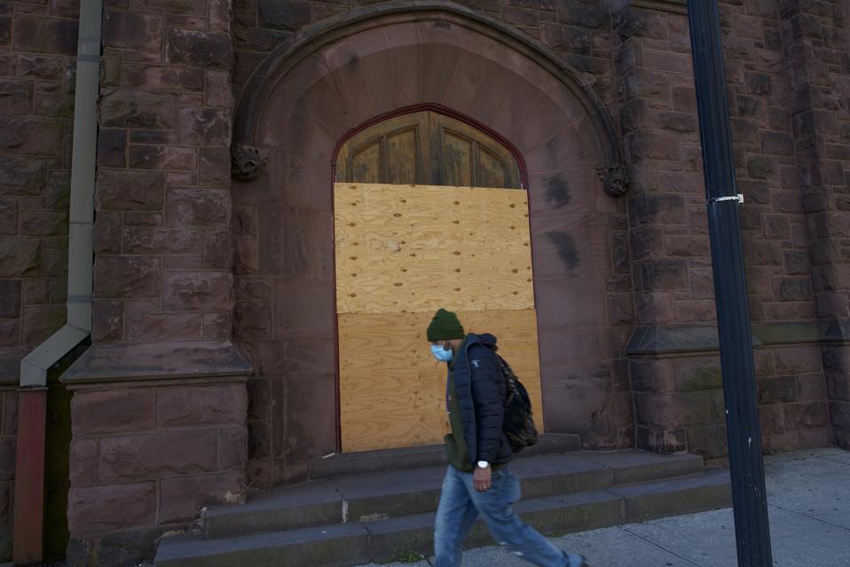 Atlantic City Economy Hit Hard By Closures During Coronavirus Pandemic