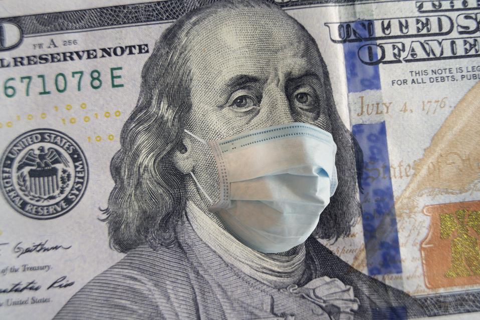 stimulus check, digital dollar, coronavirus, lockdown, image