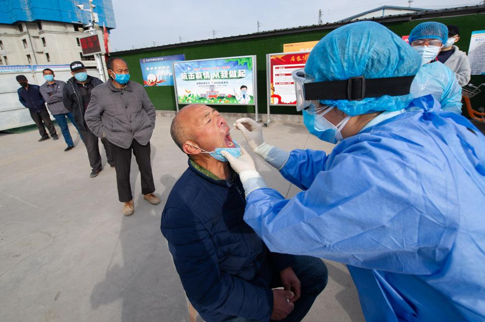 China Works To Contain Spread of Coronavirus