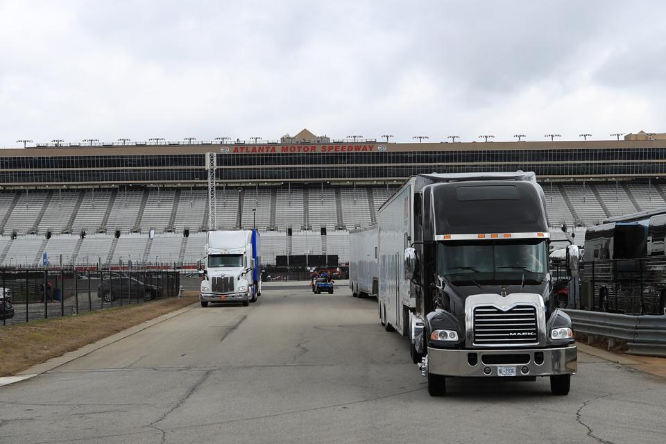 Atlanta Motor Speedway - Day 1