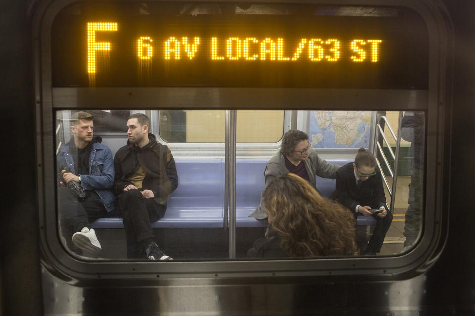 New York remains on edge as concerns that the Coronavirus is spreading through the city continue