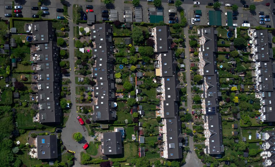 GERMANY-ESTATE-AERIAL