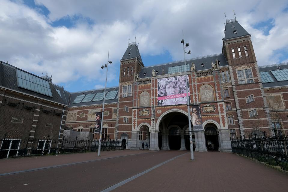 The Netherlands Faces The Coronavirus