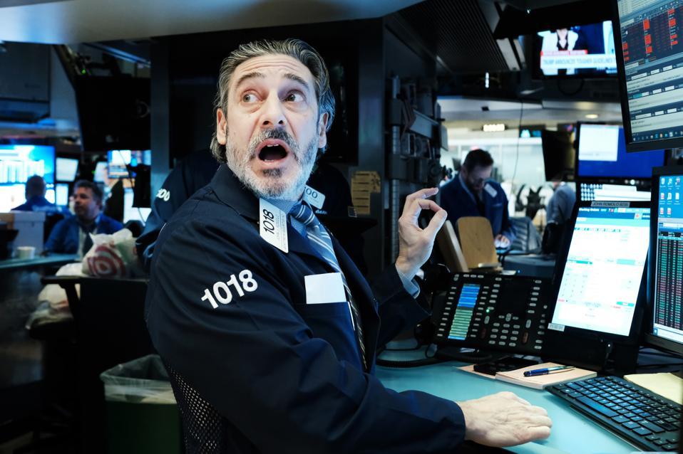 Markets Continue Sharp Downward Slide, Despite Federal Reserve's Interest Rate Cut