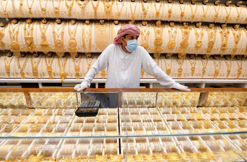 UAE-HEALTH-VIRUS-GOLD-TOURISM