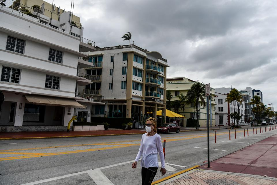South Florida — Including Miami — To Begin Reopening, But Beaches ...