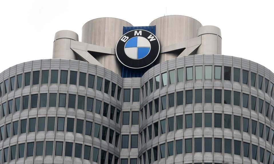 BMW headquarters in Munich, southern Germany