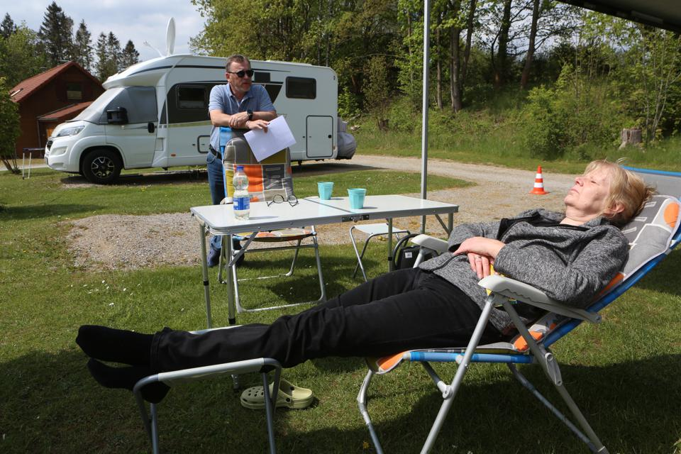 Camping sites reopen Germany regional holidaymakers only not Europe foreigners
