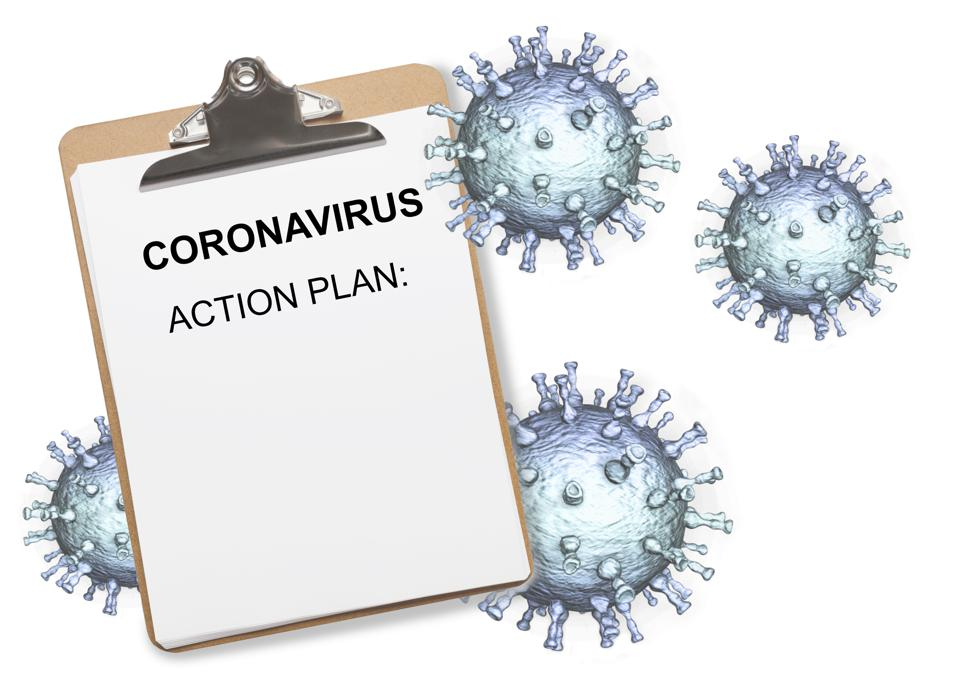 What is your Coronavirus Pandemic plan - both during and after?