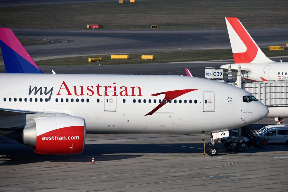 The World's Most Unusual Repatriation Flights—17 Hour Direct Route Created As Austrian Flies Vienna To Sydney