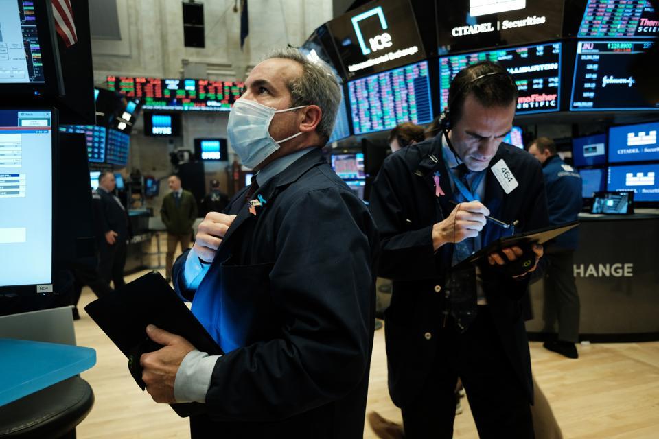NYSE Closes Trading Floor, Moves To Fully Electronic Trading Amid Coronavirus Pandemic