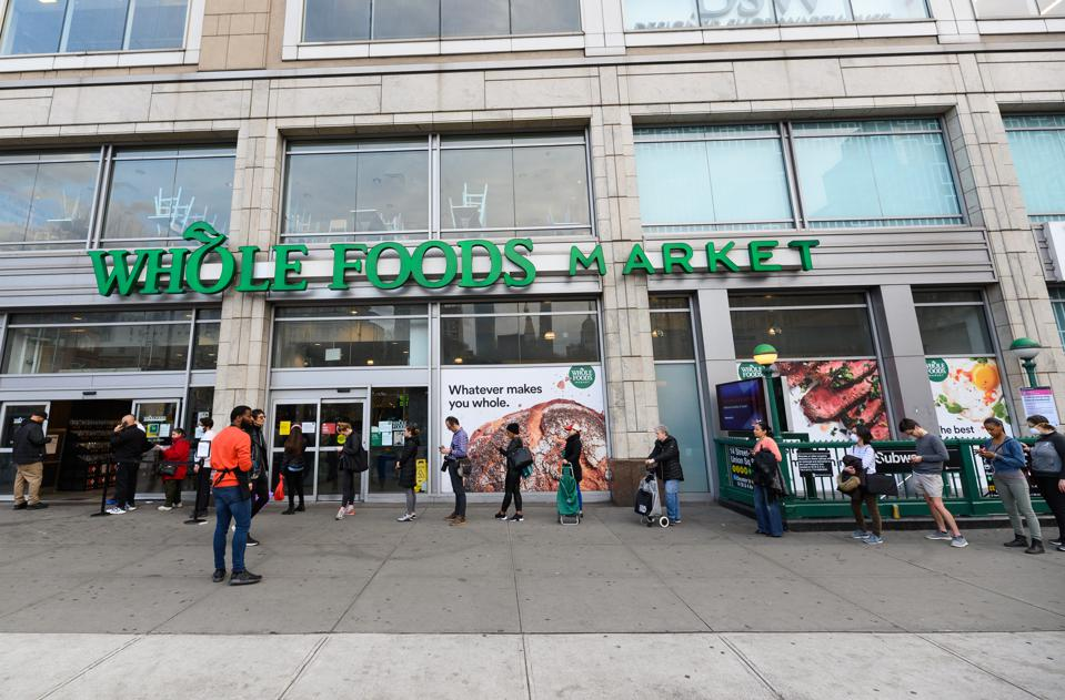 Grocery Retail: Four Waves Of Change Are Coming