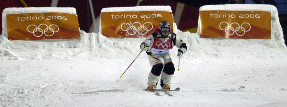 Torino 2006 Olympic Games - Freestyle Skiing - Mens Moguls Final - February 15, 2006