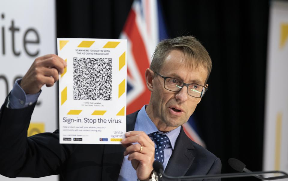 Government Gives Coronavirus Update As New Zealand Remains At COVID-19 Alert Level 2