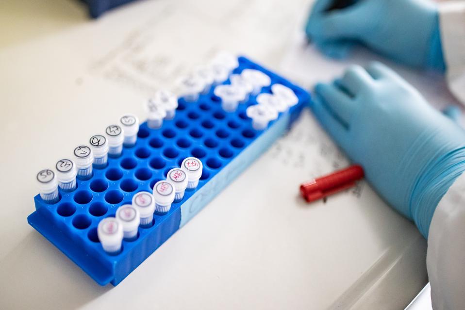 Coronavirus - Research in Düsseldorf