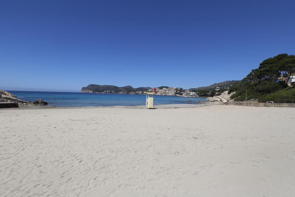 Coronavirus - Mallorca majorca spain tourism comeback foreign visitors july