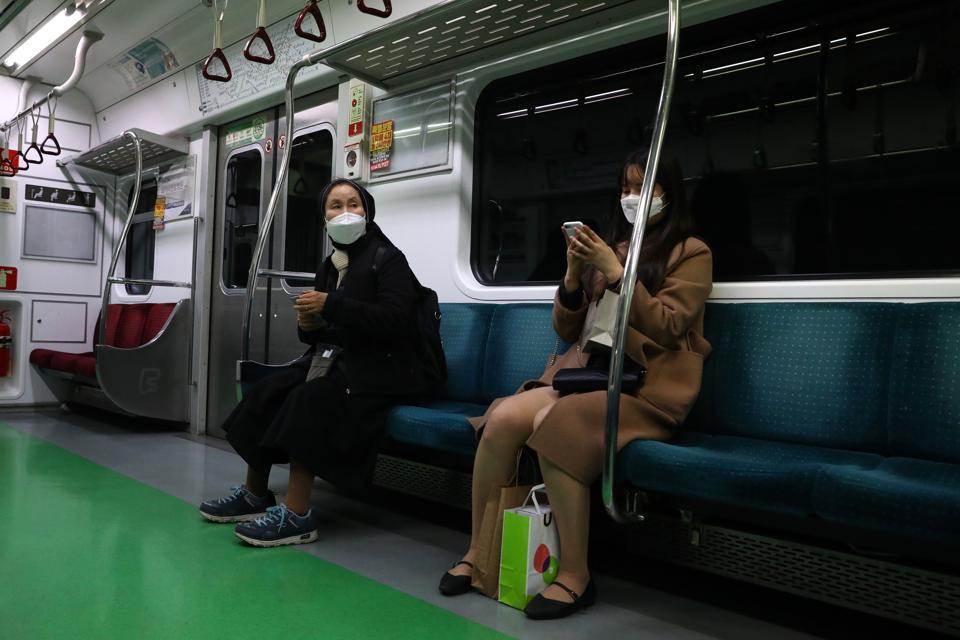 South Korea Battles Against The Coronavirus Outbreak