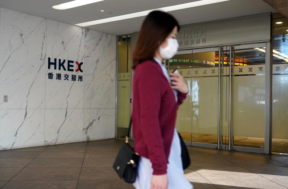 Hang Seng Index Drop On Monday