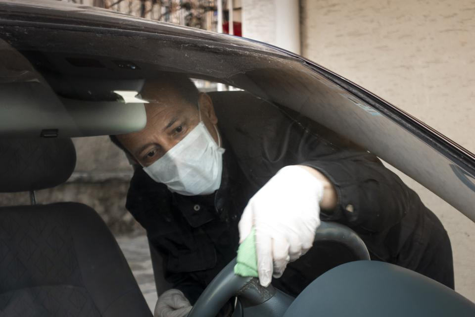 After the pandemic, cars are getting cleaned better than ever.