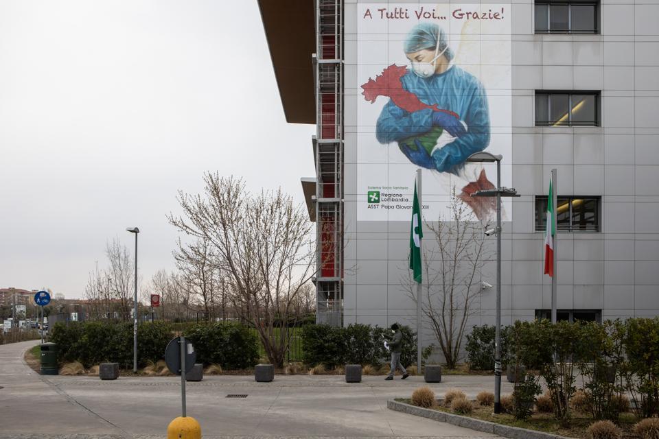 Italy Extends Coronavirus Lockdown