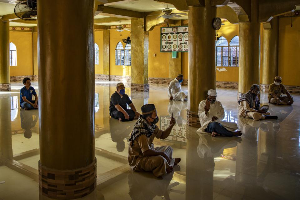 Filipino Muslims Observe Eid al-Fitr Amid The Coronavirus Pandemic