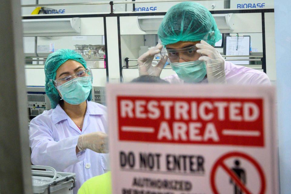 THAILAND-HEALTH-VIRUS-ANIMAL-VACCINE