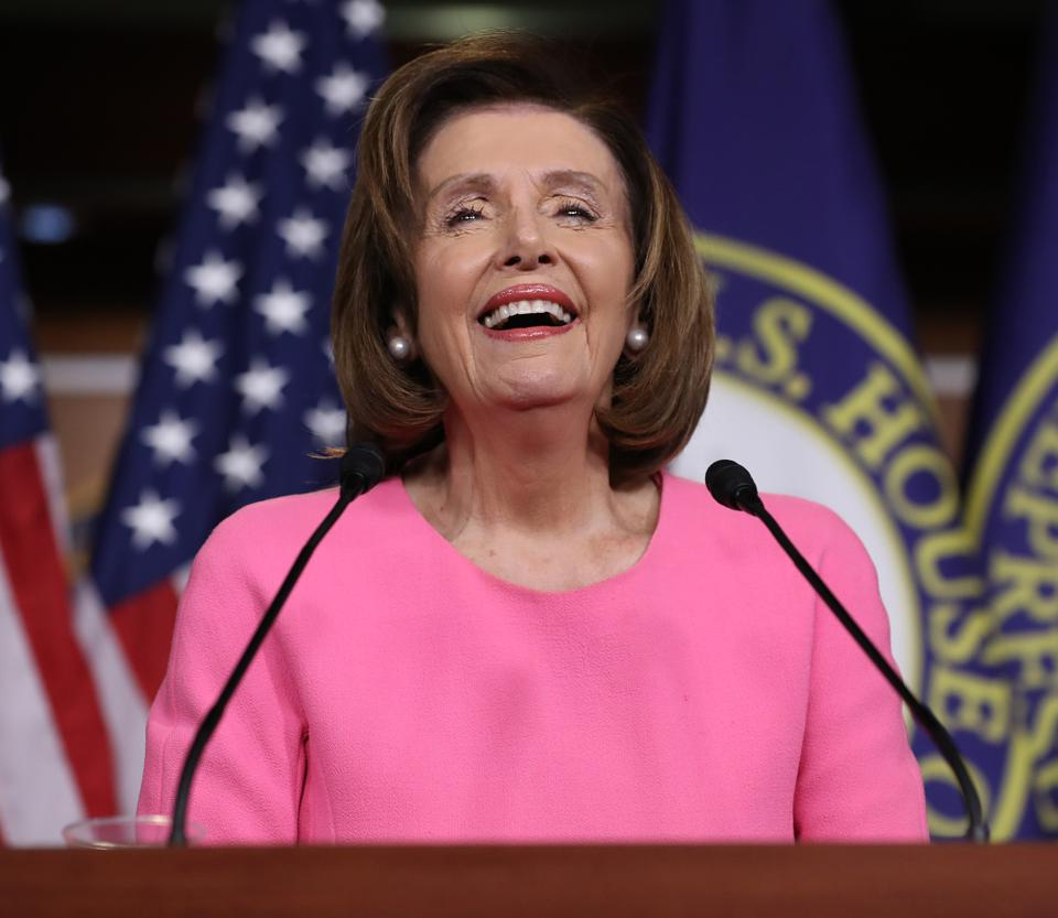Nancy Pelosi student loan forgiveness