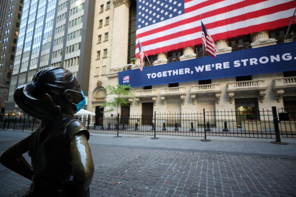 Wall Street trading floor partially reopening after Covid19 pandemic shutdown
