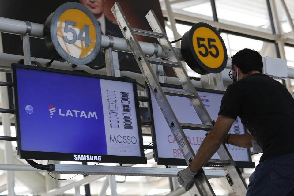 LATAM Airlines Files For Chapter 11 Bankruptcy Pushed by Coronavirus Crisis
