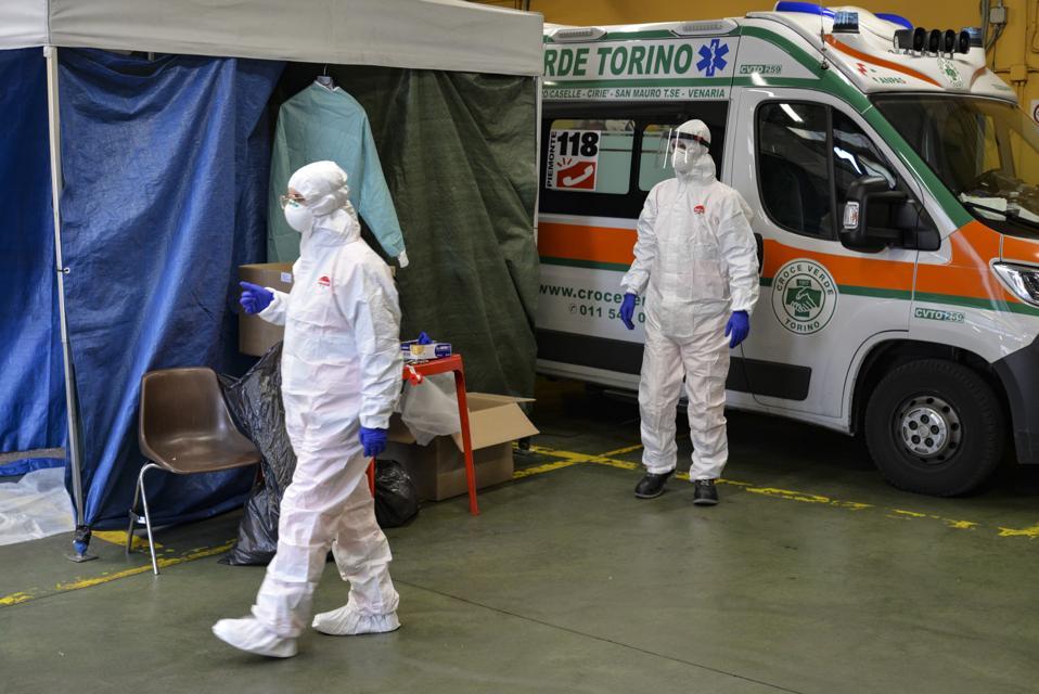 Italy Coronavirus Deaths Reach 10,000
