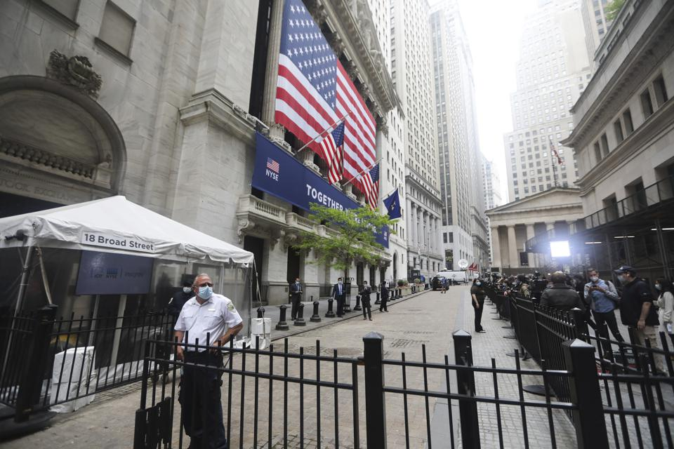U.S.-NEW YORK-NYSE-PARTIAL REOPENING