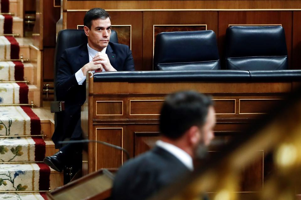 Plenary session at Lower Chamber amid coronavirus crisis