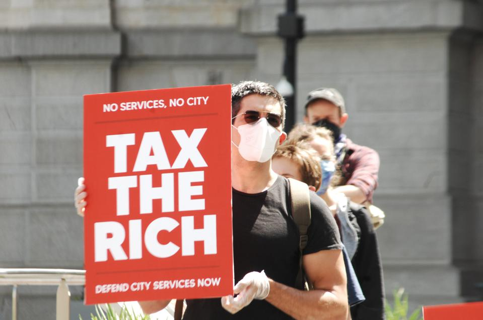 Philadelphians Rallied To Protest Proposed Cuts To City Budget