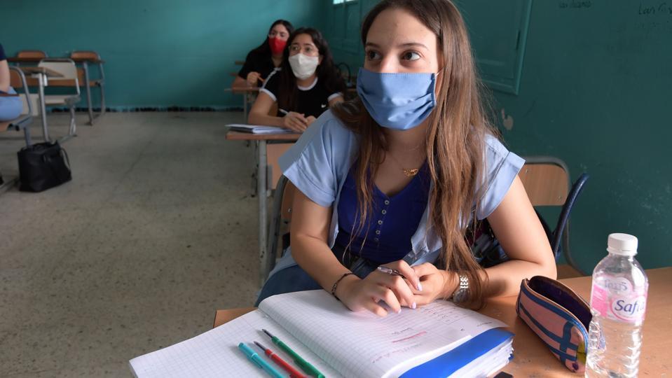 TUNISIA-HEALTH-VIRUS-EDUCATION