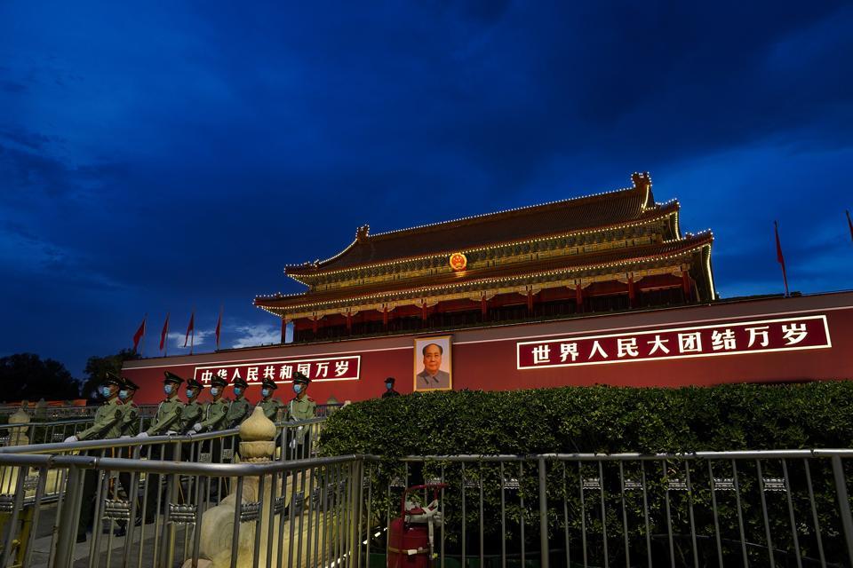 Donald Trump, China, cryptocurrency, bitcoin, Facebook, libra, dollar, image