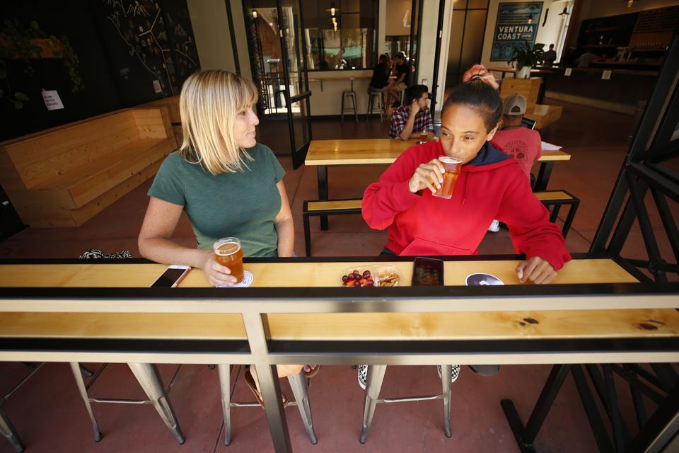 Ventura County has become the largest county in Southern California to resume dine-in service at restaurants and in-store shopping joining a growing list of California counties that have been given permission to enter phase two of reopening after closures