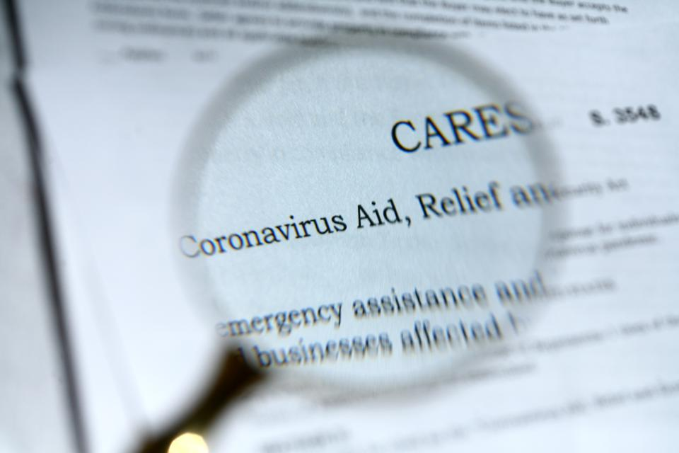 COVID-19 CARES ACT of 2020